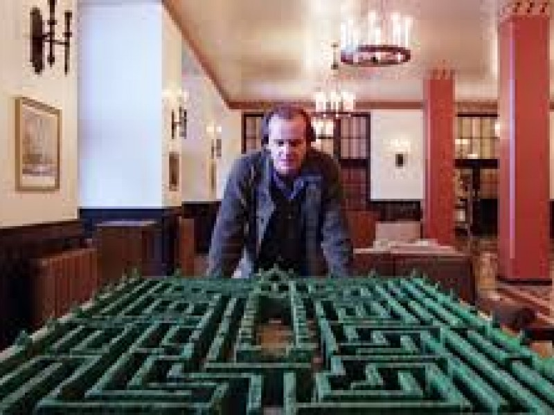 The Shining And Room 237 Inside The Labyrinth
