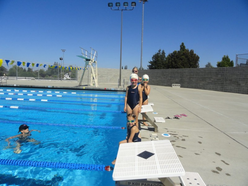 Tri Valley Swim America Teaching Swimmers For 26 Years Patch