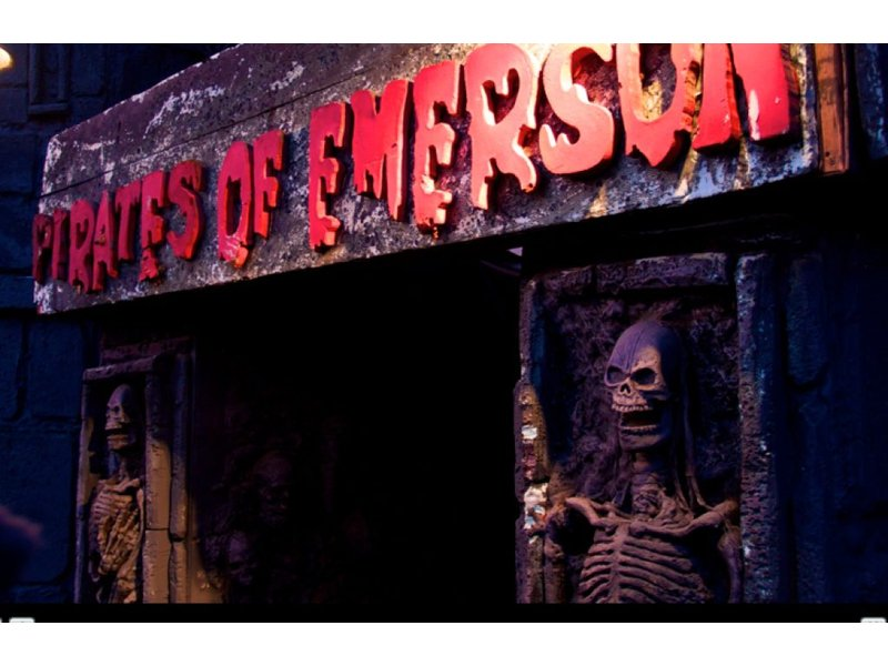 Coupons pirates of emerson haunted house