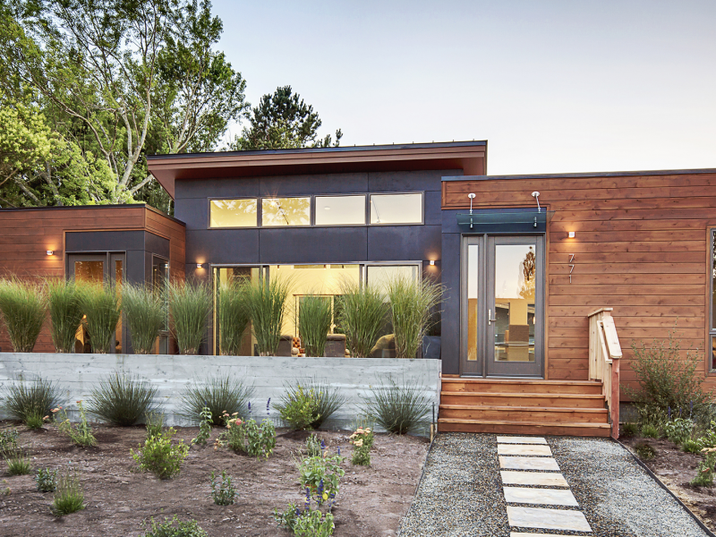Blu homes hosts breezehouse tour in sonoma ca napa for House and home ca