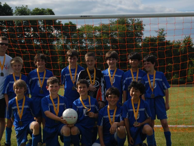 Millburn Soccer Club: Titans Win State Championship ...