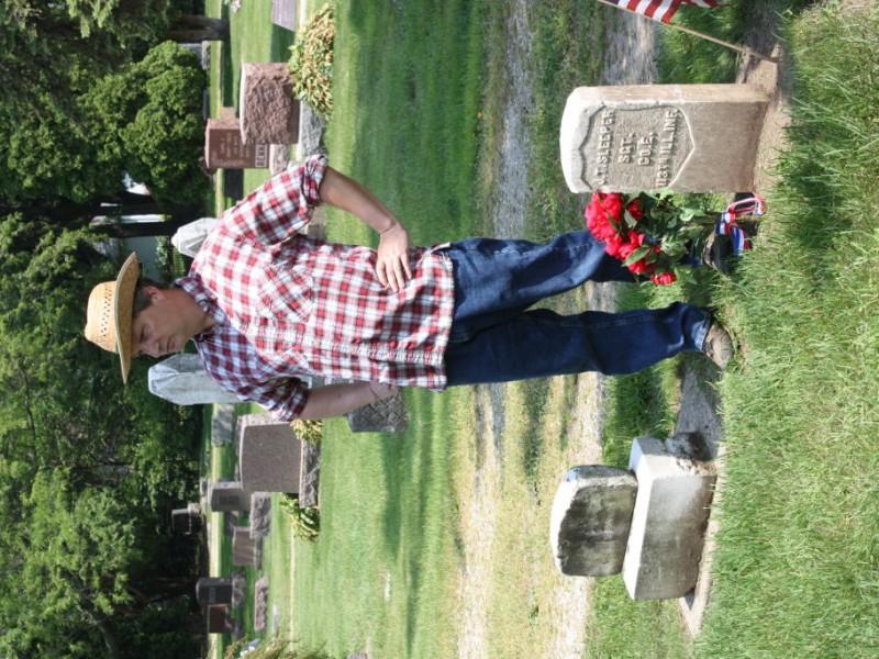 palatine historical society cemetery walk