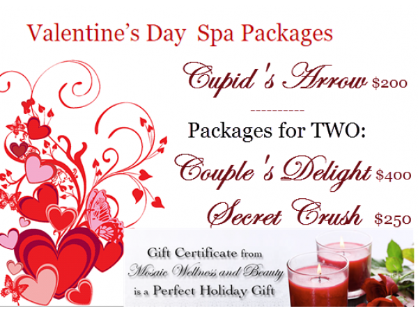 Valentine 39 s day spa packages best gift for people you for Spa vacation packages for couples