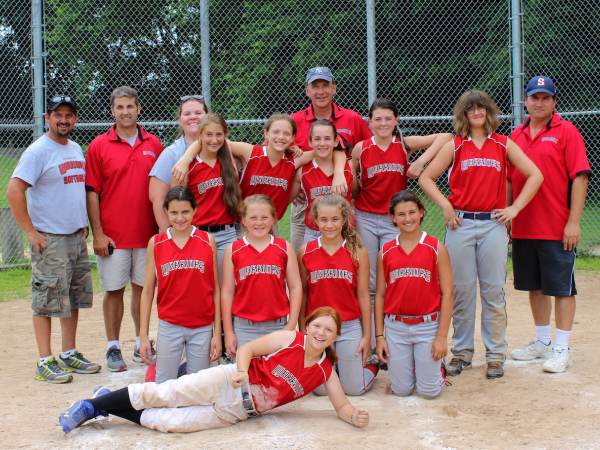 2014 Warriors Fastpitch Softball Tryouts Port Chester