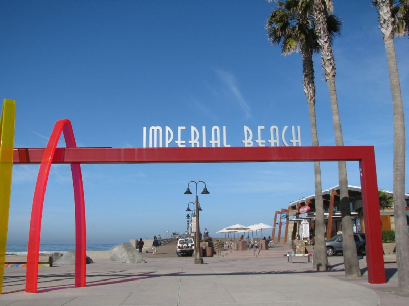 Imperial Beach Named San Diego 39 S Best Beach Town To Live In