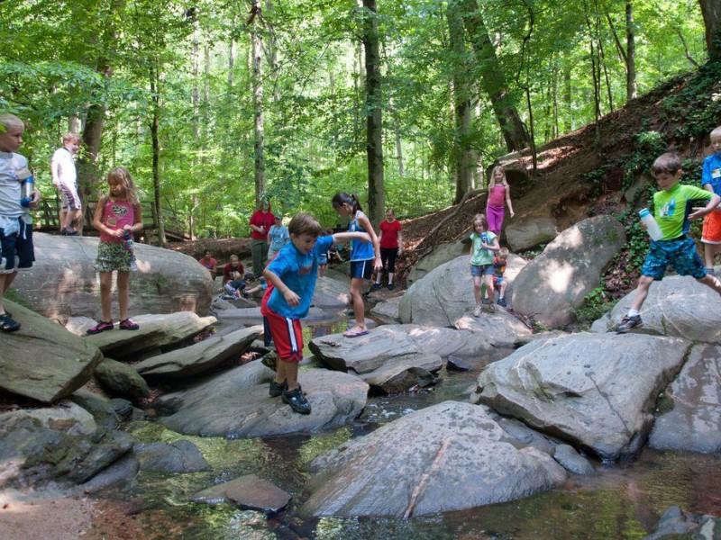 Sandy Creek Nature Center Calendar