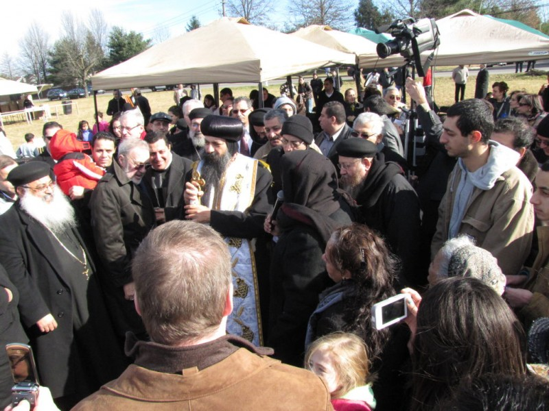 Coptic Orthodox Church in Egypt Coptic Orthodox Church Breaks