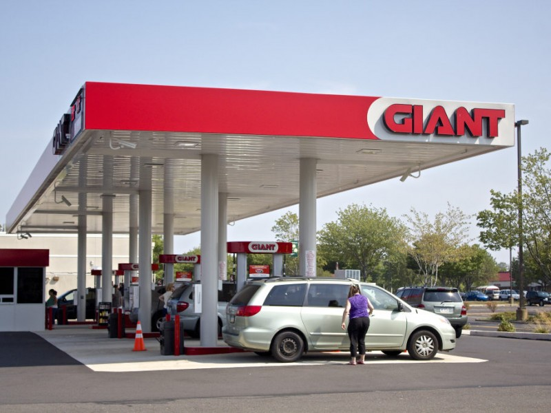 giant gas stations - photo #6