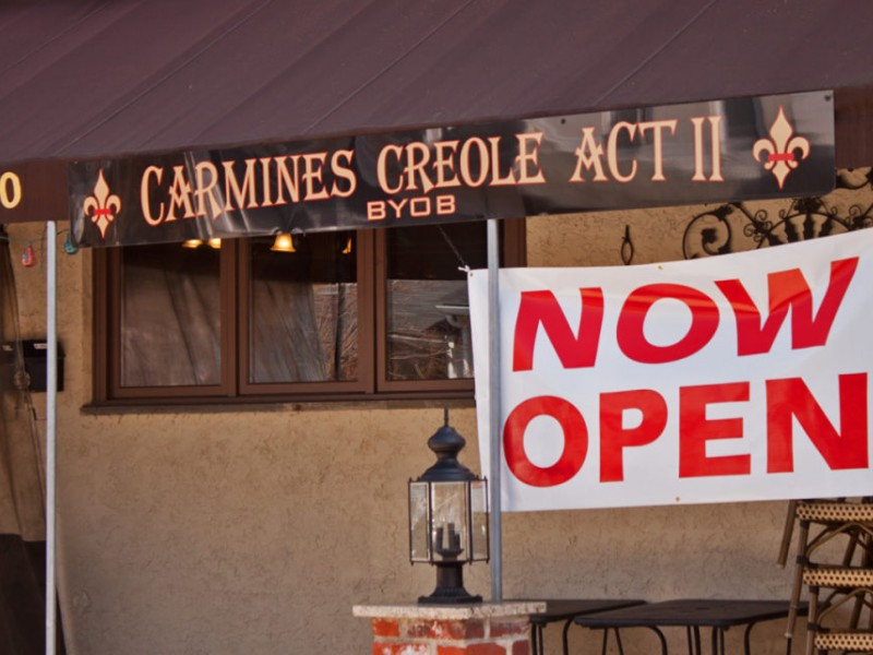 Carmine S Creole Cafe