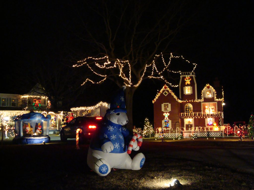 North Dover Christmas Light Display Like No Other Toms River, NJ Patch