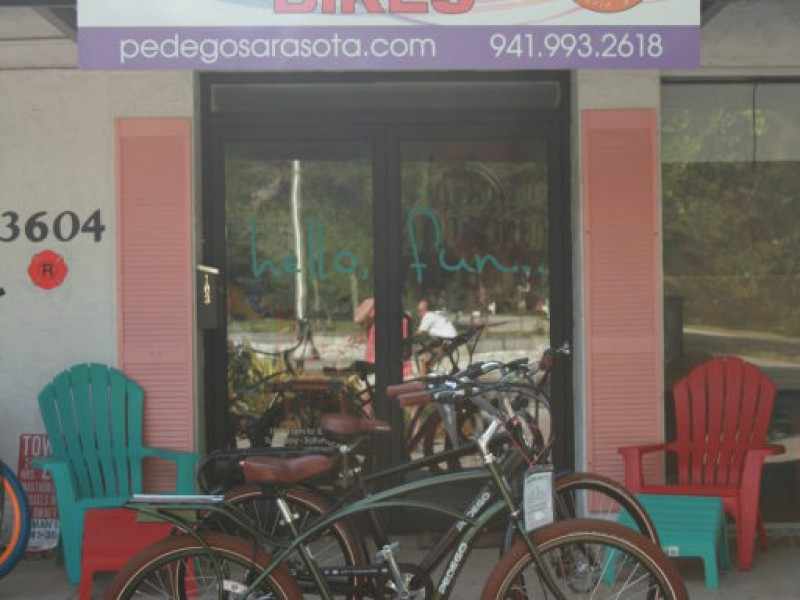 Bikes Sarasota Florida Bikes of Sarasota Is No