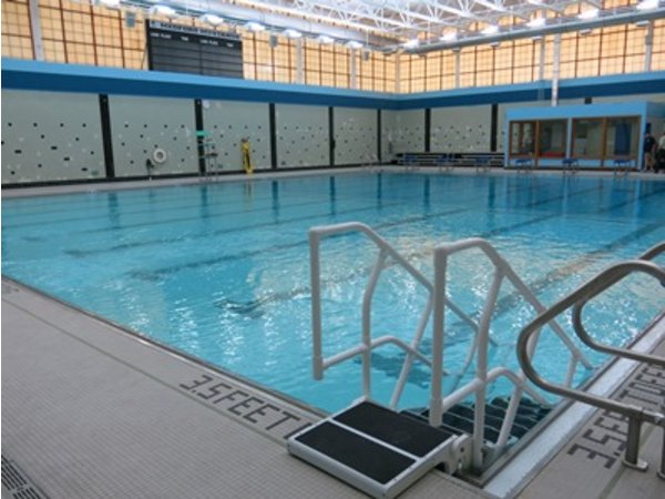 New Medford High Pool Opens Monday Medford Ma Patch