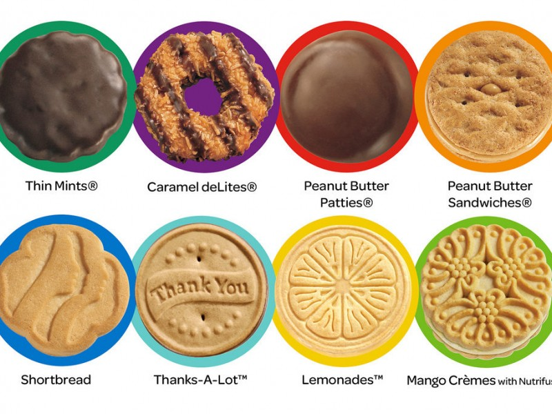 girl scout cookie finder 2013 Dunkin' donuts celebrates girl scout cookie season with new can be found at wwwgirlscoutcookiesorg as well as the official girl scout cookie finder app.