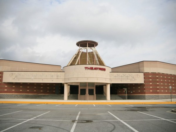 Visions for vacancies valley center movie theater for Amc owings mills