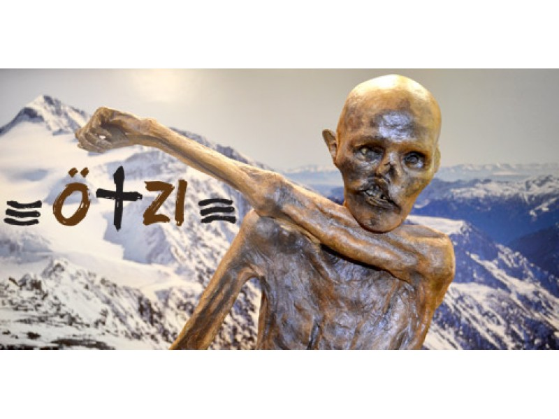Otzi the Iceman | A Year and a Day |Otzi The Iceman