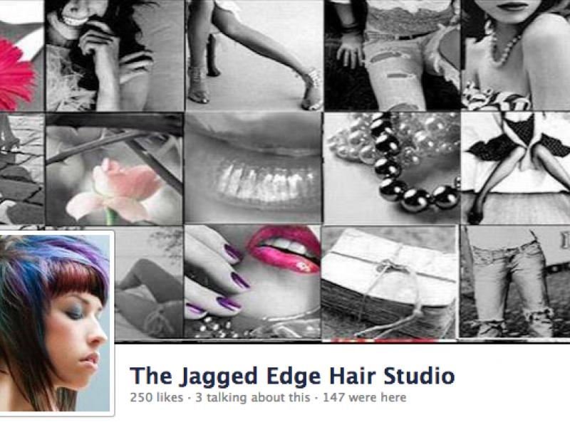 Local hair salon posts job opportunity monroe ga patch for Edge hair salon