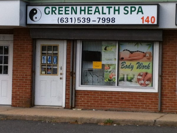 Suffolk county asian massage