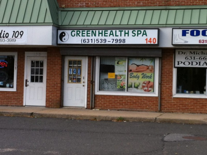 north hills massage parlors