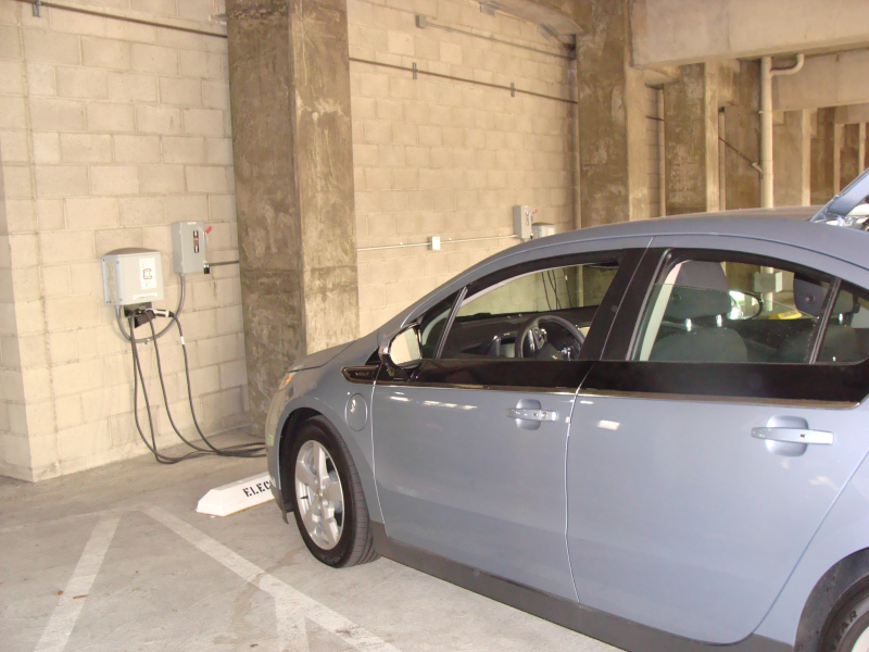 Electric Vehicle Six Public Ev Charging Station Locations