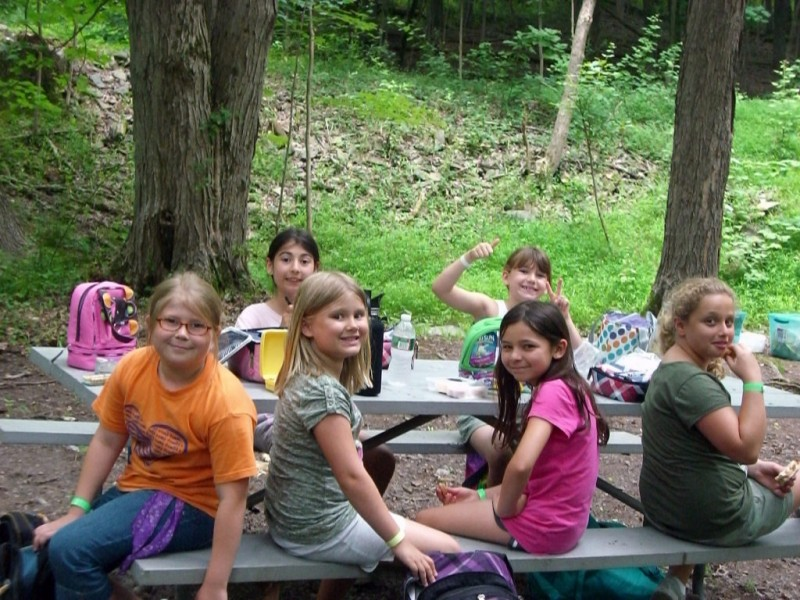 Girl Scout Camps in New Jersey