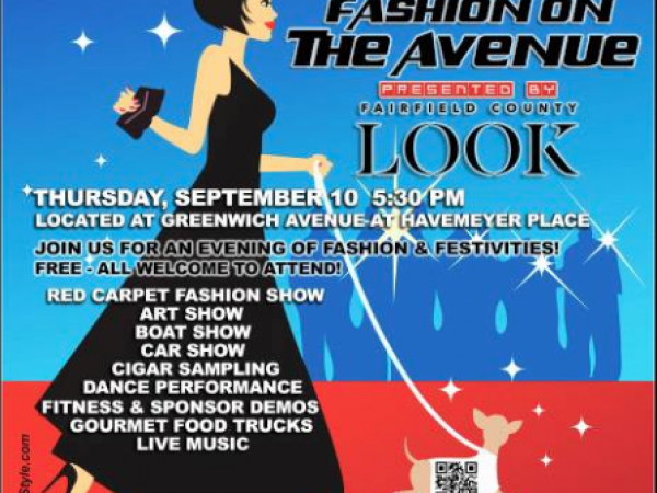 Greenwich Fashion On The Avenue Event To Bring The Red