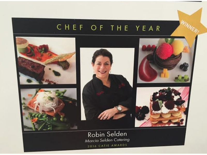 Stamford Catering Firm's Executive Chef Wins Top Industry Honor
