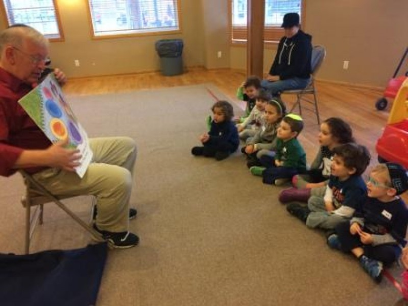 fort lee preschool preschool at chabad fort author visit fort nj patch 235