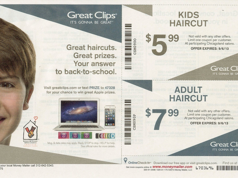 Kids Hair Cut Coupons August 2018 Discounts