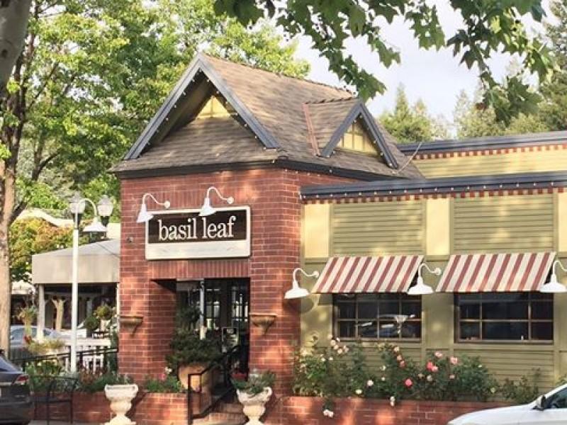 Basil Leaf Restaurant In Danville Ca