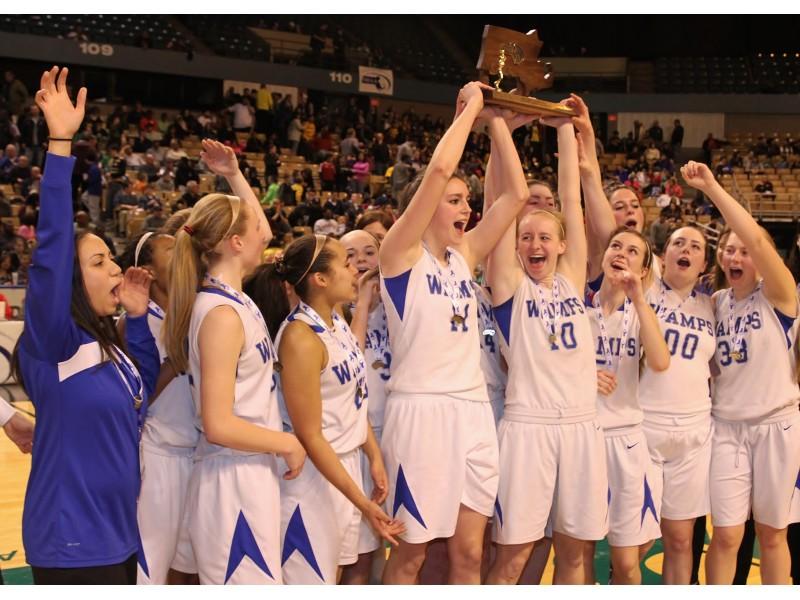 Williams Girls Basketball Girls' Basketball d1 State