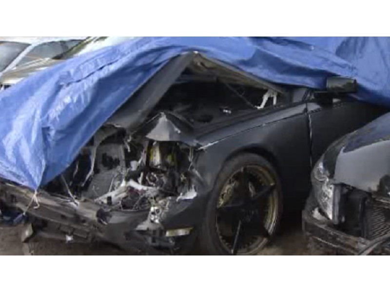 Car Registered To Patriots Brandon Spikes Found Abandoned