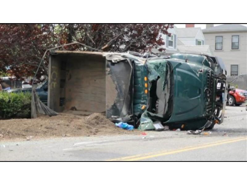 Car Accident Last Night Ma