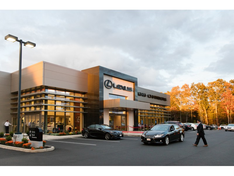 Herb Chambers Braintree >> Herb Chambers Lexus of Hingham Now Open | Hingham, MA Patch