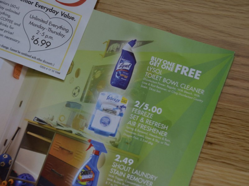 Double couponing stores in florida