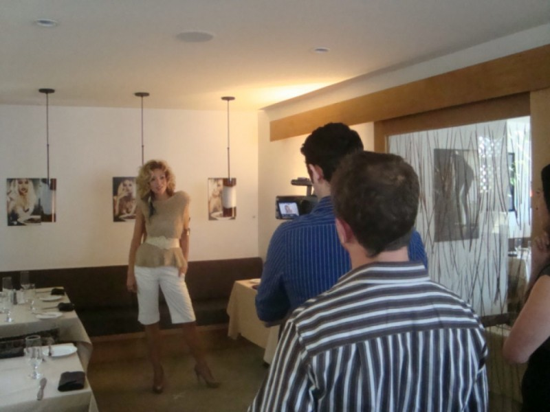 Malibu Housewives Audition For Reality Show Pilot Patch
