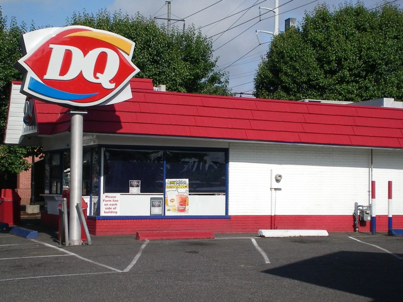 Fairfield's Twin Icons: Rawley's and Dairy Queen | Patch