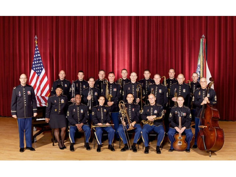 Shorewood (IL) United States  city pictures gallery : United States Army Field Band Jazz Ambassadors