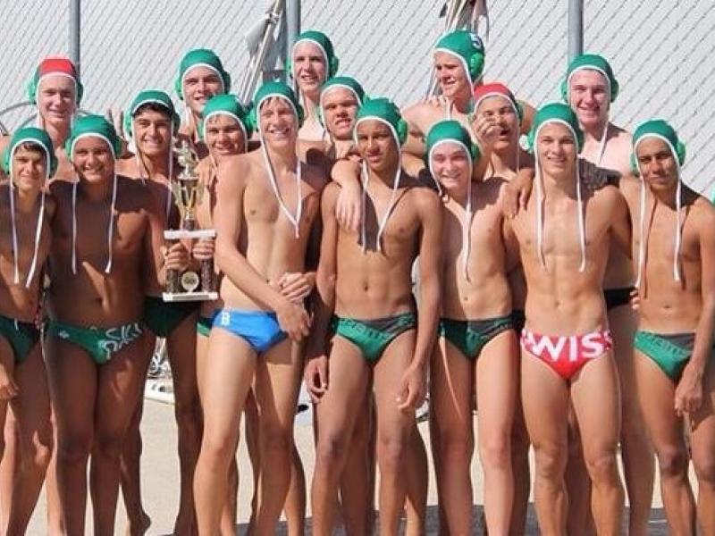 Twink swim guys frat piss kaleb scott 5