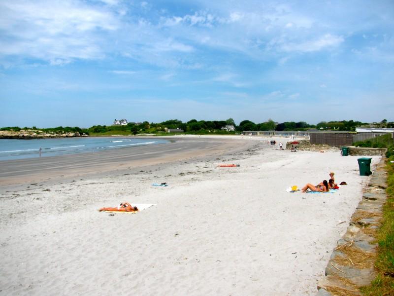 Hidden Beaches Of Newport Ri