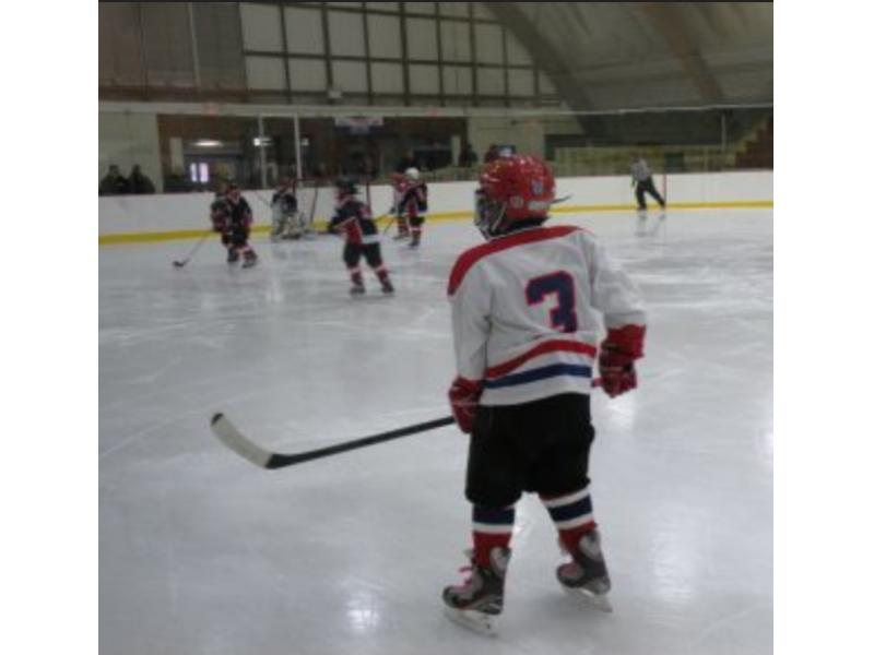 Cambridge - Simoni Skating Rink   FMC Ice Sports