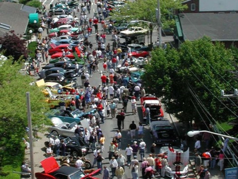 18th Annual Father's Day Car Show, Main St. Hyannis
