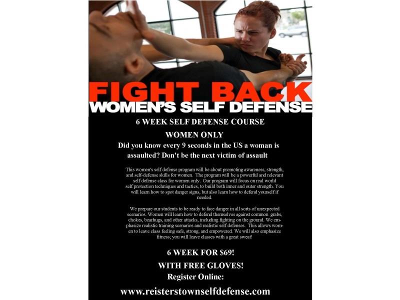 Self Defense Course Women 39 s Self Defense Course in
