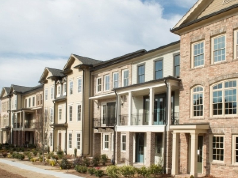 The Madison Home Design Now Available At Seven Norcross