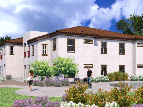 San Bernardino County Favors Modular Construction For