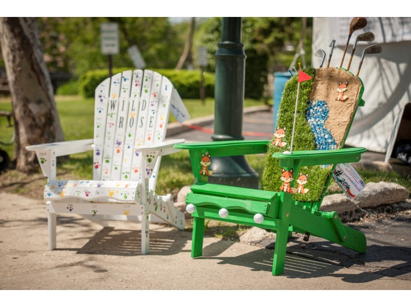 Downtown St Charles Chair Ity Promotion Wraps Up St