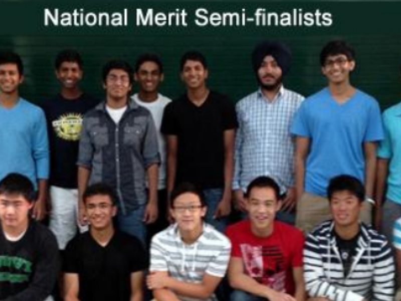 What is the essay prompt for national merit semifinalist