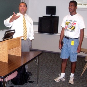 North Baltimore Legislators Teach Future Leaders at McDaniel College