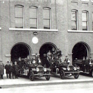 Blog: 1931 Maryland State Firemen's Association Convention
