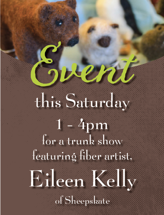 Eileen Kelly Trunk Show At The Dedham Guild