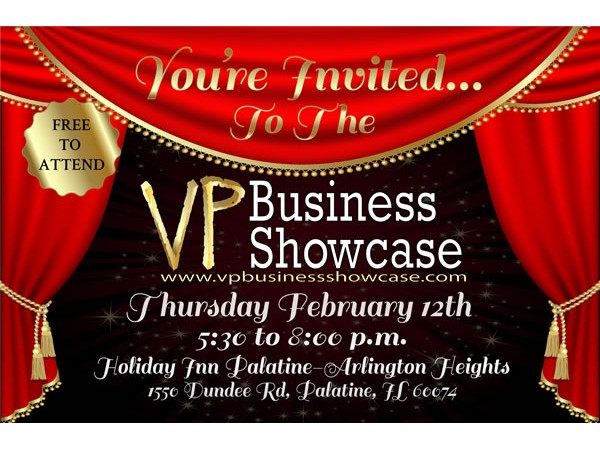 the meaning behind the vp business showcase event